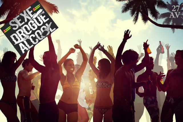 Sexe, Drogue, Alcool  : Togo, l'apocalypse !