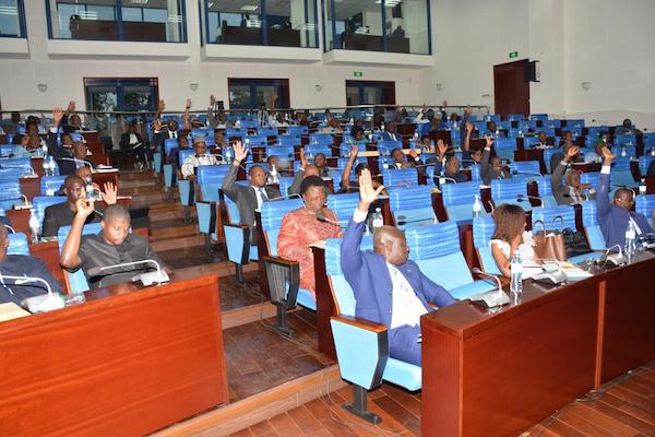 Le Parlement formalise le secteur de l'urbanisme au Togo