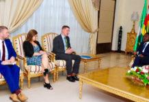 Lomé et Londres renforcent leur coopération
