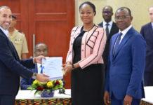 Le gouvernement cède 51% de TOGOCOM au consortium international Agou Holding