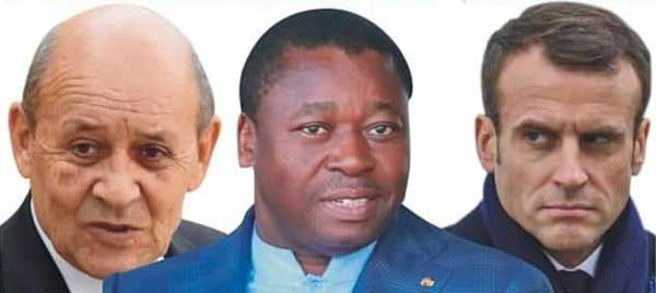Réseau Françafrique : Des manœuvre pour un 4è mandat de Faure Gnassingbé                                                                            9 novembre 2019