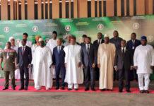 Le Chef de l'Etat prend part au sommet extraordinaire de la Cedeao à Niamey ce vendredi