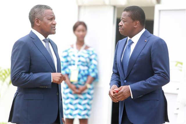 Relations Faure Gnassingbé – Aliko Dangote : Mystification. Démagogie. Conflit d'intérêts…