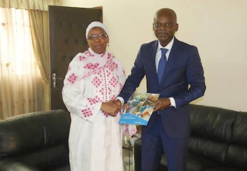 Aissata Ba Sidibe, nouvelle représentante-résidente de l'Unicef au Togo
