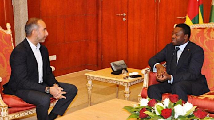 Hassanein Hiridjee : « Nous allons opérer une transformation digitale dans le secteur de la télécommunication au Togo »