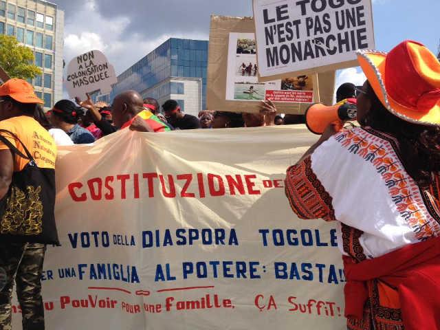 Togo : Le Vote de la Diaspora, Un: Véritable Pétard Mouillé !