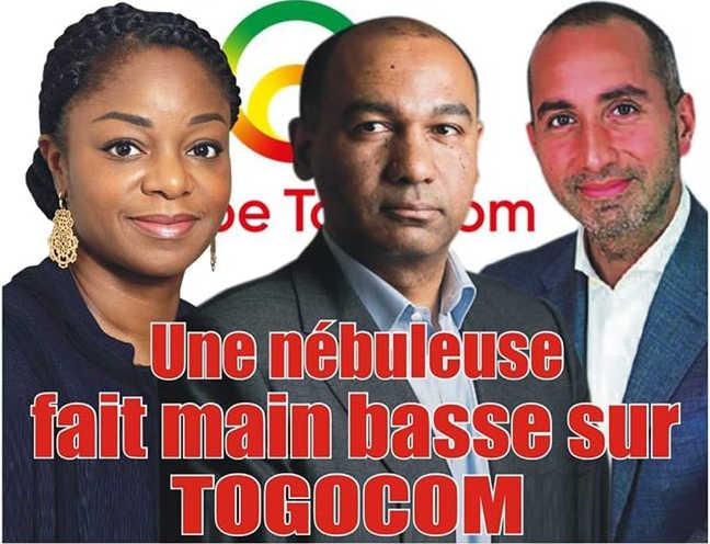 Togo / Banques, Télécoms : Le Pillage et le Bradage Scandaleux continuent. Une nébuleuse fait main basse sur Togocom.