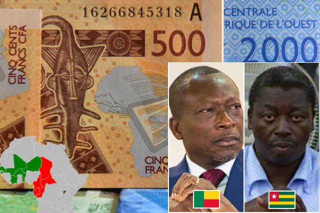Franc CFA : Le Bénin de Talon lève le ton, le Togo de Faure rase les murs