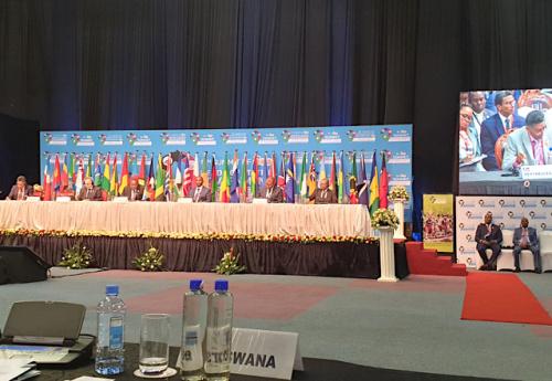 Clôture du sommet des ACP sur fond de consolidation du multilatéralisme