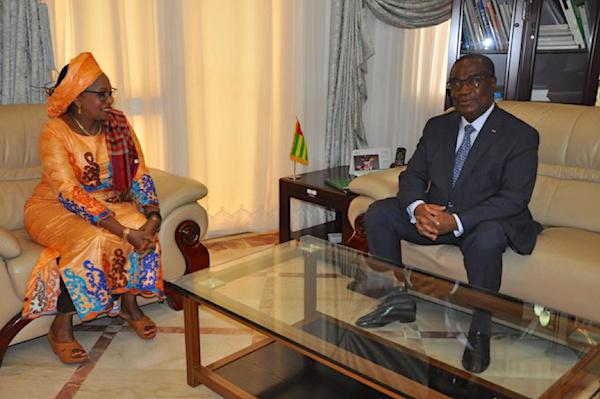 Lomé abritera en août 2020 l'organisation du Comité régional de l'OMS pour l'Afrique