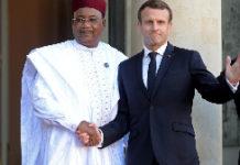Mahamadou Issoufou a obtenu un report de la rencontre