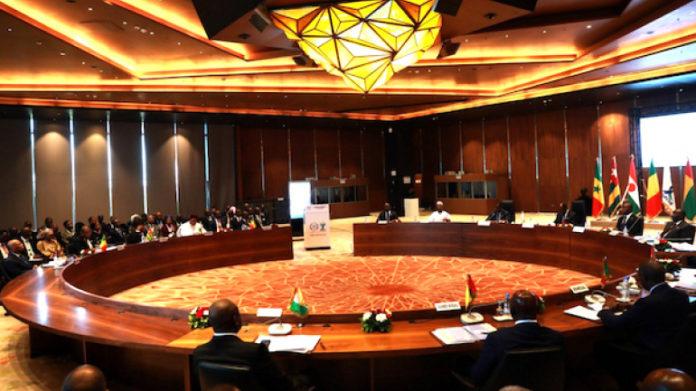Les Chefs d'Etat de l'Uemoa se concertent sur le financement de la lutte contre le terrorisme