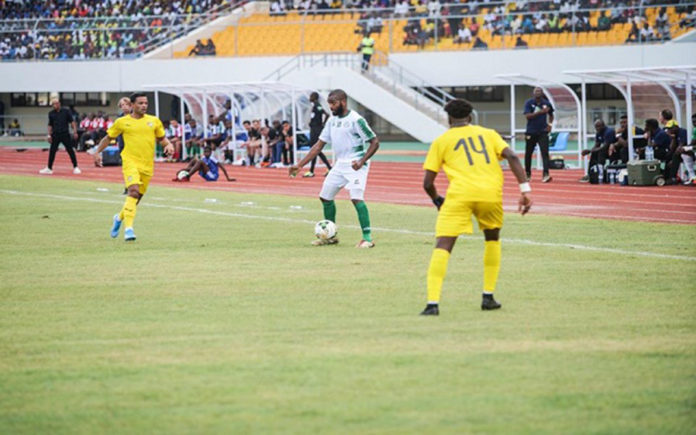 Élim CAN 2021 (J1) : Le Togo commence par une défaite à domicile