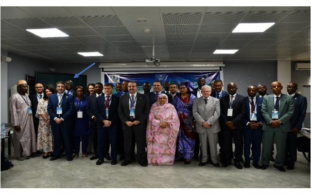 3ème Forum des universités d'Afrique du Nord-Ouest et de la Macaronésie à Nouakchott : ESA a représenté le Togo