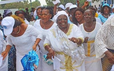 Les femmes UNIR évoquent la candidature de Faure Gnassingbé