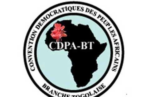 La position de la CDPA-BT à propos de la présidentielle 2020