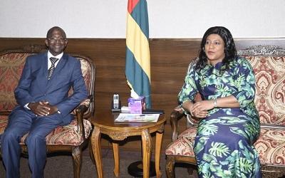 Les membres du bureau du HCTE rendent visite à la présidente de l'AN