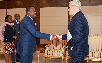 Le nouvel ambassadeur d'Israël promet s'investir pour la réussite du PND