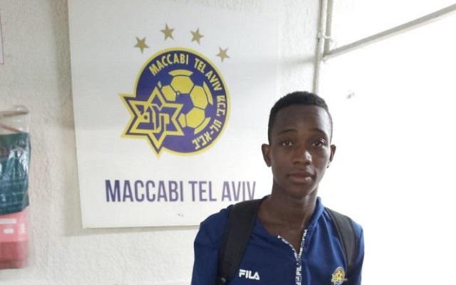 Football : Le jeune David Lawson  à l'essai en Israël