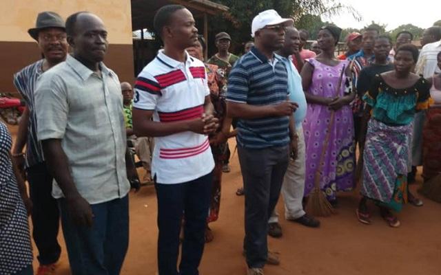 Le Député UNIR Koudogbo Kodjo appelle la population à la culture de la paix