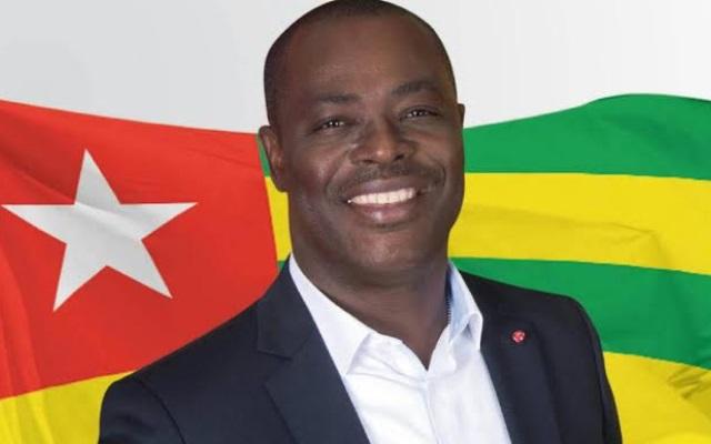 Présidentielle de 2020: Le candidat Soter-Caïus DOVI promet trois repas par jour au Togolais