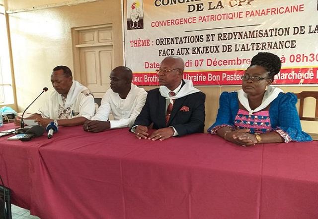 La CPP met en place ses structures dirigeantes