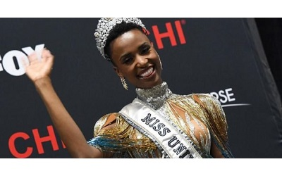 Une Sud-africaine couronnée Miss Univers 2019