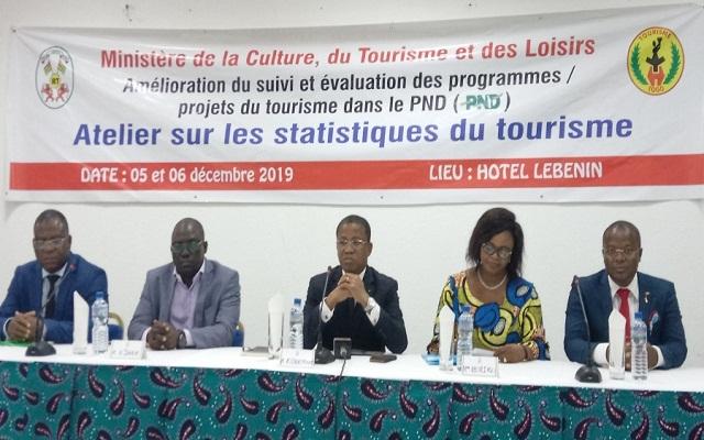 Les opérateurs touristiques sensibilisés sur l'importance des données statistiques