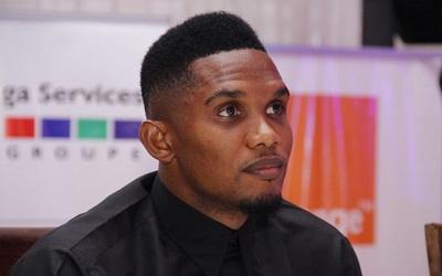 Samuel Eto'o va rencontrer Faure Gnassingbé