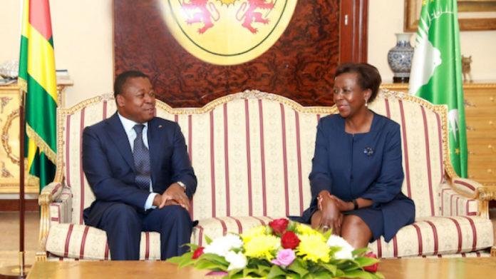 Louise Mushikiwabo : « la Francophonie a une collaboration exemplaire avec le Togo »
