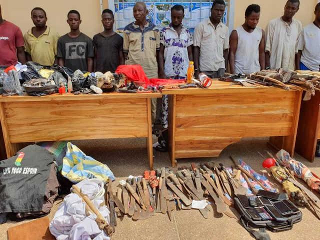 « Le Togo comme il va » : Chronique des insurrections armées/coups d'Etat…à la togolaise