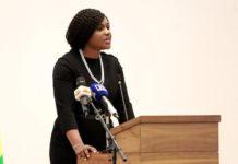 Sandra Johnson, ministre déléguée en charge du Climat des Affaires : « 2020 ne sera pas de tout repos ! »