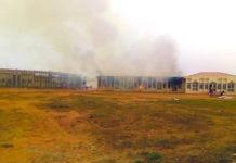 Un incendie endommage partiellement la Maison des Jeunes de Lomé