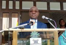 WACA ResiP: le ministre de l'environnement lance le projet de gestion des déchets dans la ville d'Aného