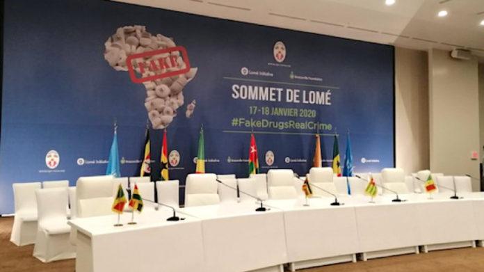 Le Sommet de Lomé contre le trafic des faux médicaments s'ouvre ce jour