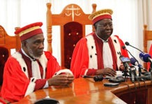 Présidentielle : la Cour Constitutionnelle confirme la candidature de Faure Gnassingbé