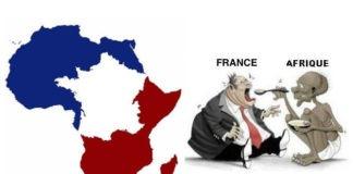 domination france sur afrique