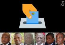 Fabre, Kodjo, Gogué, Tchassona, Kouessan et Wolou | Infog : 27avril.com