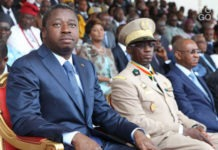 Faure Gnassingbé et sa minorité pilleuse | Photo : RT