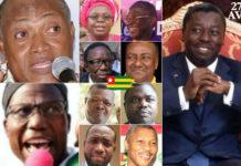 leaders politiques togolais
