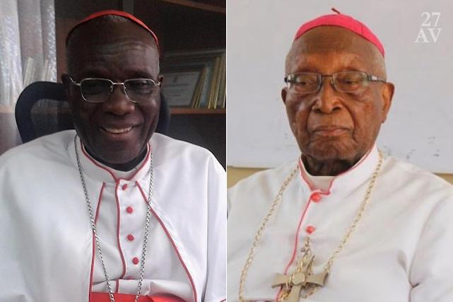 Mgrs Jean Pierre Kutwa à Philipe Fanoko Kpodzro