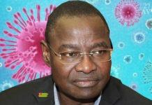 ministre en charge de la Sante au Togo Moustapha Mijiyawa