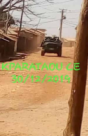 Kparatao, Togo