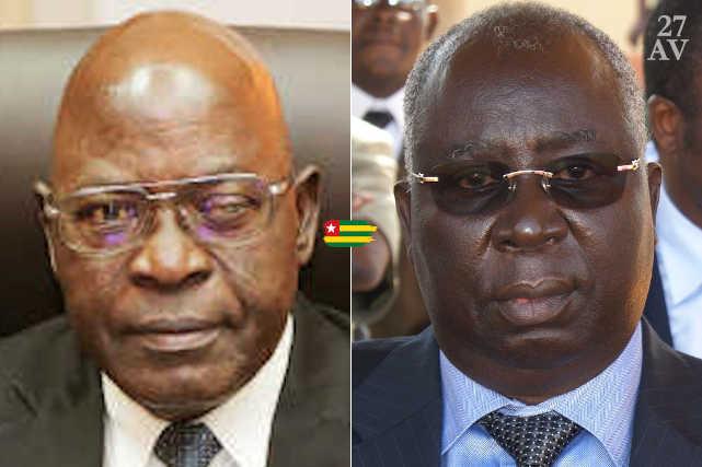 Tchambakou Ayassor et Aboudou Assouma