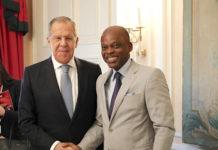 Echanges entre le Togo et la Russie, en Allemagne