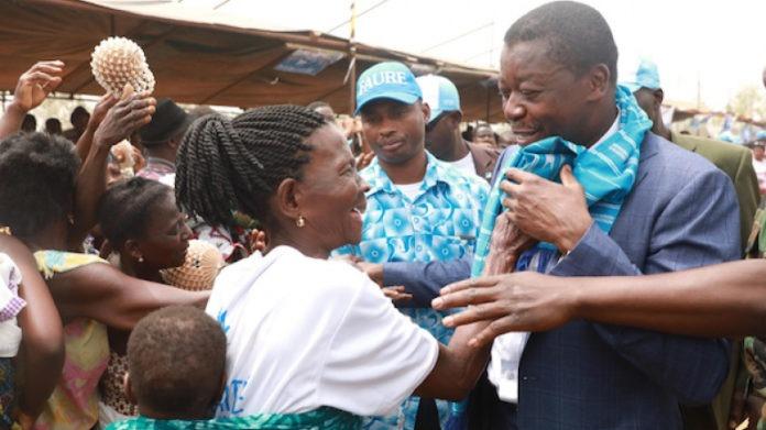 Dans le Zio, Faure Gnassingbé annonce d'importants engagements en faveur de la femme togolaise