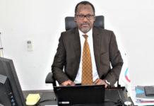 Saidou Alpha Kane, nouveau représentant de l'OIF à Lomé