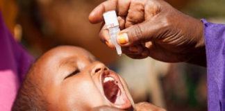 Campagne nationale de vaccination contre la poliomyélite pendant 03 jours dans le Nord du Togo