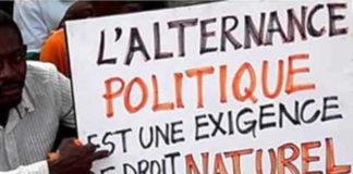 les manifestants exigent l'alternance politique au togo