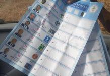 bulettins de vote prevotes au nord togo fevrier 2020